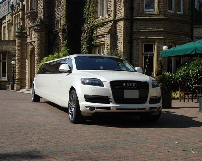 Audi Q7 Limo