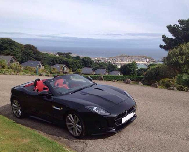 Jaguar F Type Hire