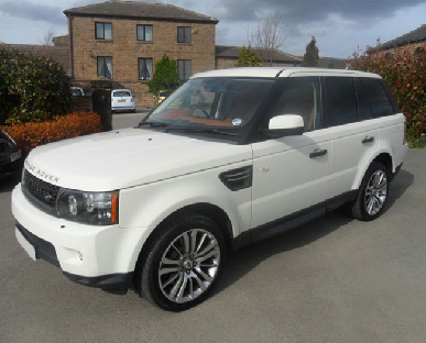 Range Rover HSE Sport Hire